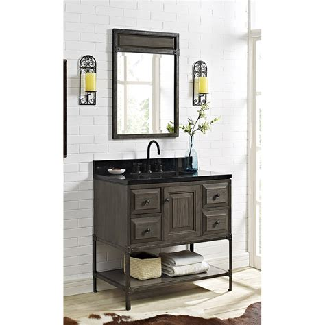 Bathroom Vanities Toledo Ohio Fairmont Designs Toledo 36 Quot Vanity With Doors Driftwood