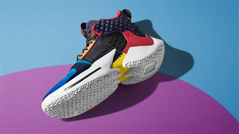 Russell Westbrook Is Bringing The Ugly Sneaker To The