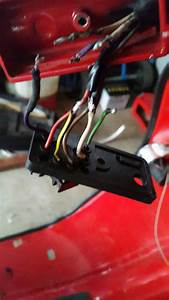 Modern Vespa   Lml Indicator Switch Wiring Nightmare