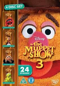 Horror Chart The Muppet Show Series 3 Dvd Zavvi