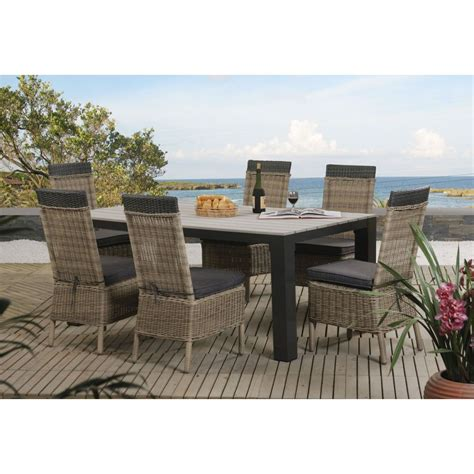 table jardin chaises ensemble table et chaise de jardin en teck advice for