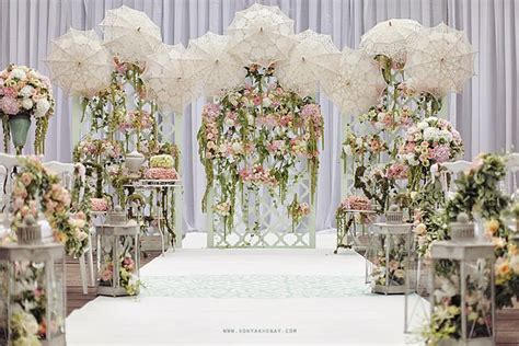 Wedding Ceremony Decoration Ideas Romantic Decoration