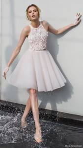 mira zwillinger 2017 wedding dresses crazyforus With short wedding dresses 2017