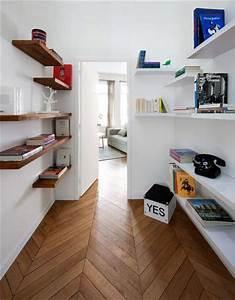 meuble rangement pour couloir With meuble rangement entree couloir 2 dressing amenagement placard et meuble de rangement