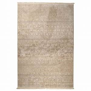 tapis beige marron 15 idees de decoration interieure With tapis beige marron
