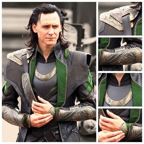 Loki Costume Reference Diy Lokis Costume Loki Costume