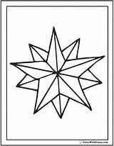 Star Coloring Nautical Pages Pdf Drawing Double Print Printable Getdrawings Colorwithfuzzy sketch template