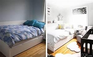 Deco Chambre Ami : avant apr s une chambre d 39 ami transform e en chambre d 39 enfant ~ Melissatoandfro.com Idées de Décoration