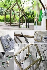 Windspiele Aus Holz : do it yourself windspiel aus zweigen und glas basteln ~ Buech-reservation.com Haus und Dekorationen
