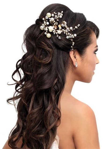 hair up curly styles 30 stunning wedding hairstyles for hair 6914
