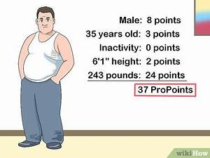Punkte Berechnen Ww : weight watchers punkte berechnen propoint plan wikihow ~ Themetempest.com Abrechnung