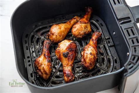 air chicken legs fried bbq fryer recipes sauce healthy drumsticks check
