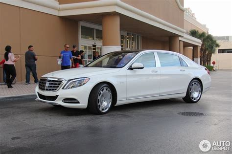 maybach mercedes white mercedes maybach s600 14 march 2016 autogespot