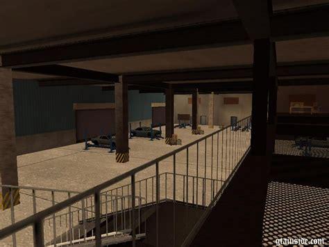 Gta San Andreas Tokyo Drift Han's Garage Mod Gtainsidecom