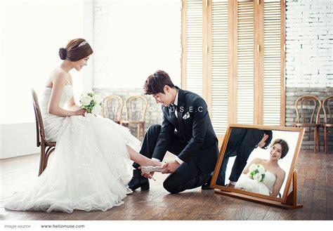 konsep foto prewed ala korea  tidak stacie bridal