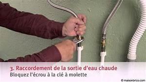 Raccordement Electrique Chauffe Eau : raccordement d 39 un chauffe eau lectrique accumulation youtube ~ Nature-et-papiers.com Idées de Décoration