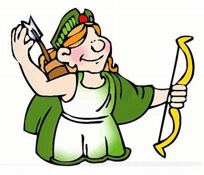 Clipart Mythology Greek Celtic Clip Goddess Clipground