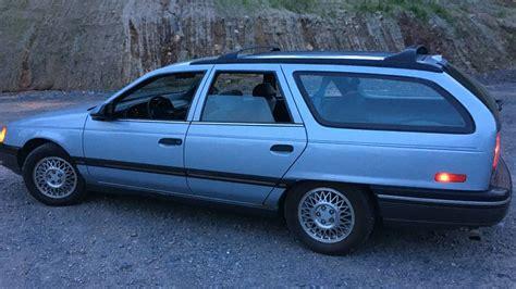 Survivor Estate: 1990 Ford Taurus Wagon