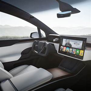 Tesla Unveils Refreshed Design for Model S and Model X, Changes in Interior and Exterior ...