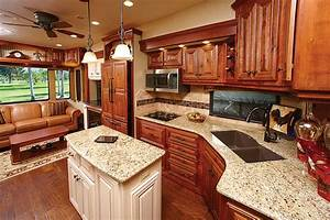 The Majestic by New Horizons RV www trailerlife com