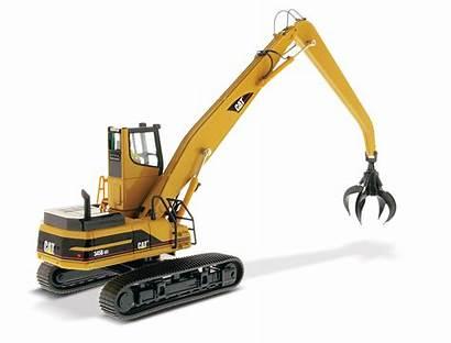 Handler Material Cat 345b Caterpillar Series Ii