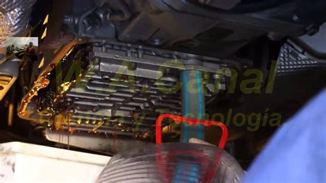 cambio de aceite a una transmisi 243 n autom 225 tica