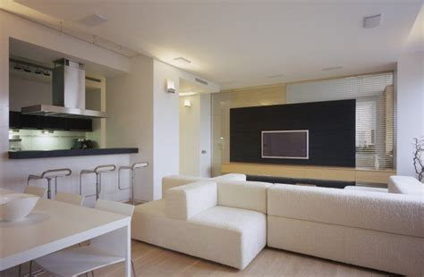 salon cuisine design salon moderne design en 47 idées par alexandra fedorova