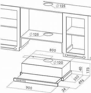 Dunstabzugshaube Einbau Oberschrank : dunstabzugshaube flachschirmhaube skiron 90 cm 800 cbm h ~ Michelbontemps.com Haus und Dekorationen