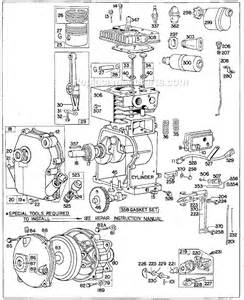 Briggs and Stratton Parts Diagram