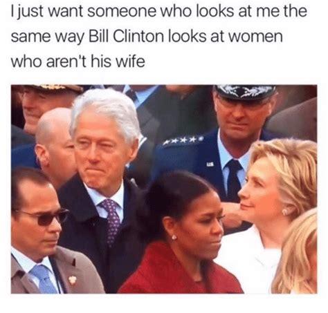 Bill Clinton Obama Meme - funny bill clinton memes of 2017 on sizzle clinton memes