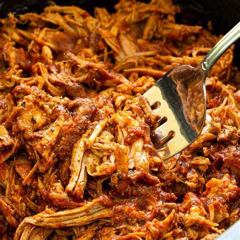pulled pork effiloche de porc cook recettes
