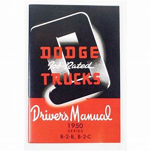 L-384-50 Owners Manual  1950