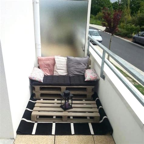 Balcone Arredare 20 Idee Fai Da Te Per Arredare Il Balcone Con I Pallet