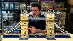 Lego Tower Bridge : lego advanced models 10214 tower bridge youtube ~ Jslefanu.com Haus und Dekorationen