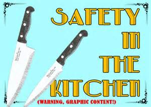 safety kitchen knives safety in the kitchen become one of those amazing who use their knives properly
