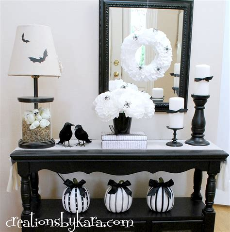Decor In Black And White by Timeless And Chic Creative Black And White Diy Decor Ideas
