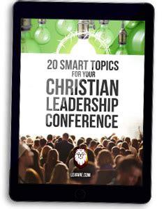 vital topics  christian leadership training levaire