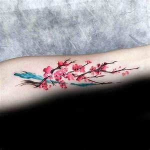 Fleur De Cerisier Signification : tatouages fleur de cerisier 130 mod les et leur ~ Melissatoandfro.com Idées de Décoration