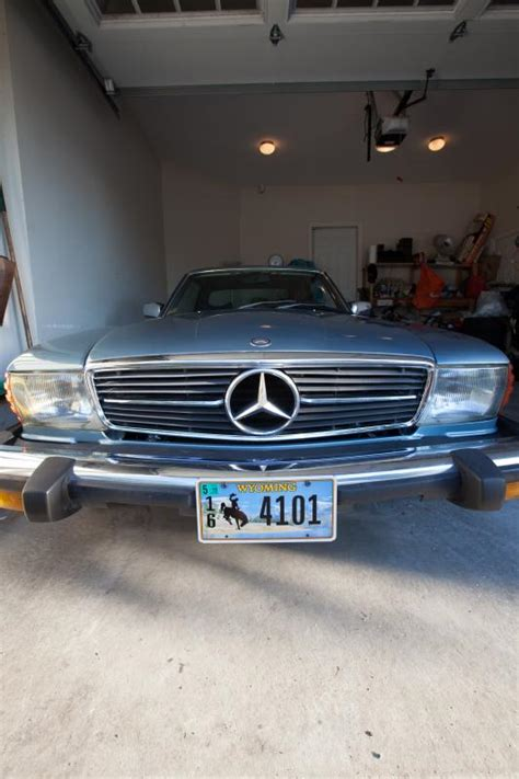 C107 Form by Picked Up My First C107 Mercedes Benz Forum