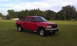 2002 Ford F 150 Supercab Short Bed