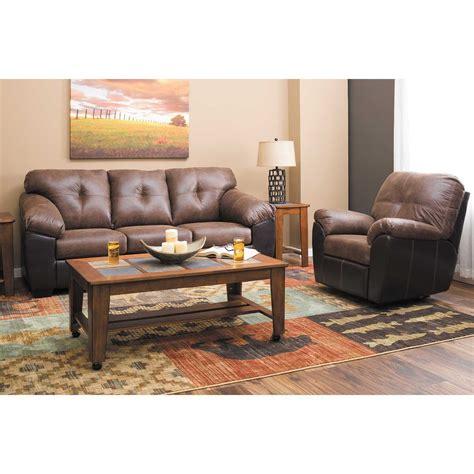gregale coffee  tone sofa  ashley furniture