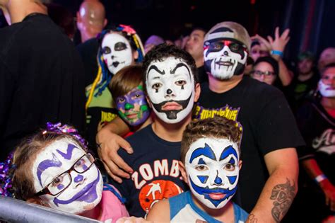 Concert Review Insane Clown Posse At Club Red Phoenix