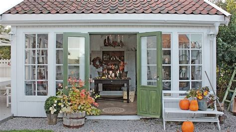 The Most Charming Garden Sheds On Pinterest Crackle Paint Spray For Wood Chairs Krylon Pearl How To Plastic Can Coverage Take Off Concrete Texture Best Way