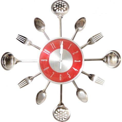 horloge de cuisine horloge murale cuisine divers besoins de cuisine
