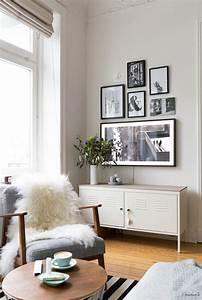 Ikea Wohnzimmer Ideen : so versteckst du deinen fernseher im wohnzimmer elbmadame ~ Watch28wear.com Haus und Dekorationen