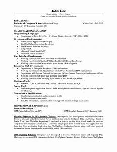 best resume software template learnhowtoloseweightnet With freshers resume samples for software engineers