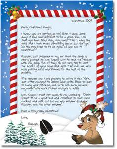 holiday giveaway magical santa letters