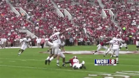 Quarterbacks Under The Microscope At Alabama's A-Day Game ...