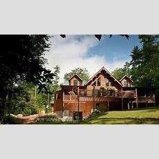 Stunning Traditional Log Homes, Rustic Westernstyle