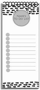 Daily Monthly Calendar Free Notepads That Can Be Personalized Before You Print